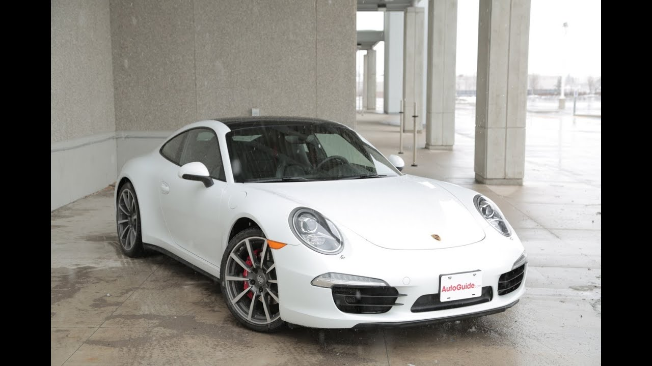 2013 porsche 911 carrera 4s review youtube - 911 Porsche 2014 Price