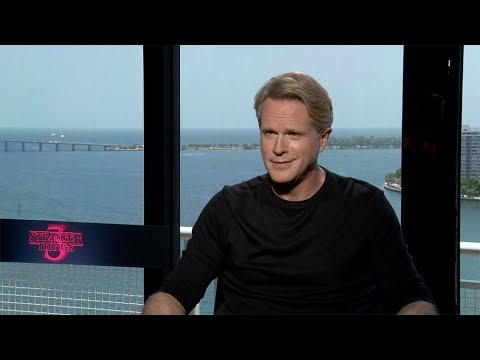 Cary Elwes Interview: Stranger Things