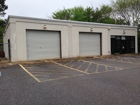 Auto Shop for Sale in Athens. Many Potential Uses!