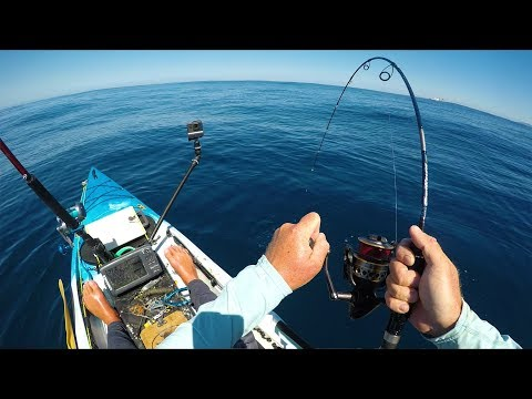Kayak Fishing for Deep Sea Monsters — New Zealand Ep 9