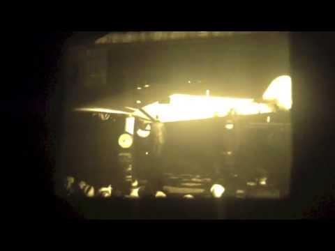 Charles Lindbergh - Preparation for Transatlantic flight - Film from 1920s