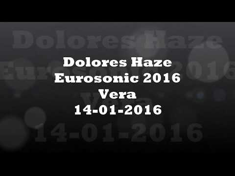 Eurosonic ESNS Dolores Haze, Vera Groningen 2016 live - Kaleido