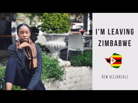 I'M LEAVING ZIMBABWE!! || ZIMBABWEAN YOUTUBER