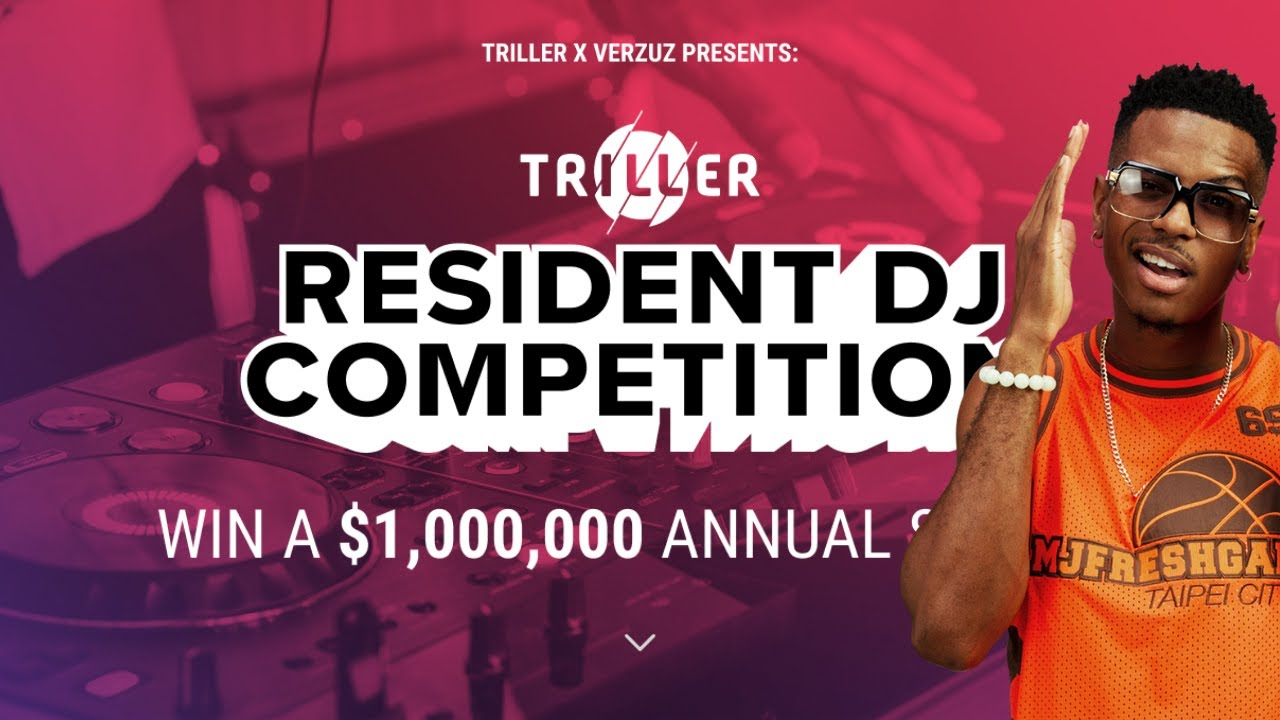 Dj Puffy #TrillerDJ Competition Entry Routine