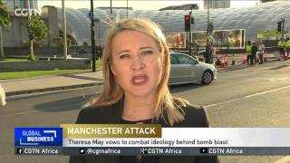Manchester attack suspect named
