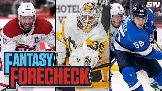 Who Is The Most Underrated NHL All-Star? Week 16 Picks, Plays & More! | Fantasy Forecheck