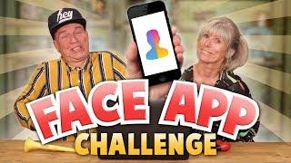 FACEAPP CHALLENGE!