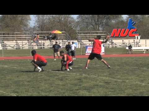 7 on 7 Football Tournament Highlights from the Fresno, California NUC camp