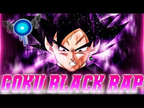 RAP DE GOKU BLACK - IVANGEL MUSIC | VOZ REAL DE GOKU