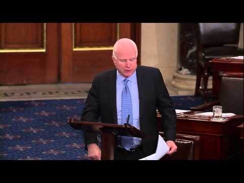 FLOOR STATEMENT BY SEN. McCAIN ON AMENDMENT TO REPEAL JONES ACT 1-22-15