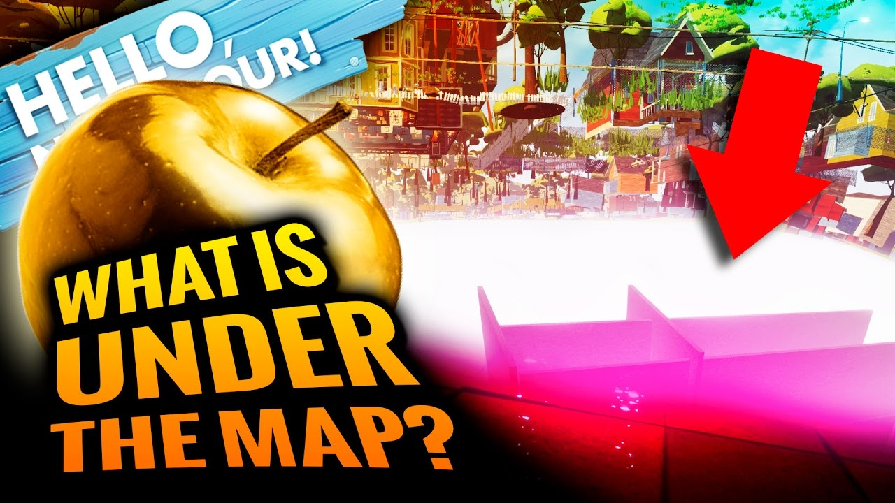 What S Under The Map All Mini Games Golden Apple