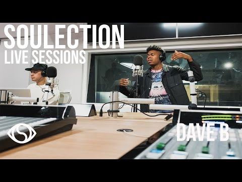 Dave B performs 'Zonin' & 'Untitled' | Soulection Live Sessions. Thumbnail image
