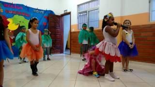 Rosa juvenil colégio tradição