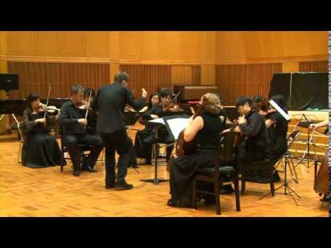 Taras Demchyshyn conduct Johann Stamitz