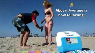 STPeach Beach Day Stream Best Moments!!