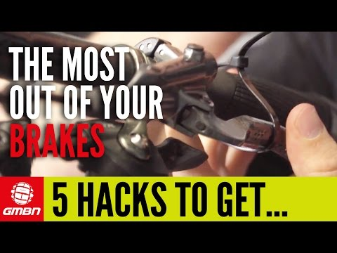 5 Hacks To Get The Most Out Of Your MTB Brakes | Mountain Bike Maintenance