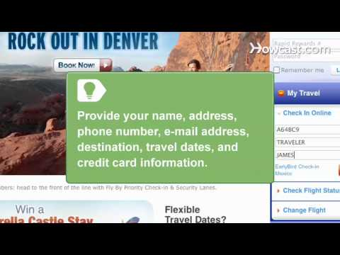 How to Use an Airline E-Ticket