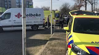 Ongeval Anklaarseweg in Apeldoorn
