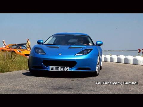 Lotus Club Meeting 1 2 2 Eleven, Evora, 340R Exige, Europa, Elise, Esprit 1080p HD