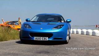 Lotus Club Meeting 1/2 (2-Eleven, Evora, 340R Exige, Europa, Elise, Esprit) 1080p HD