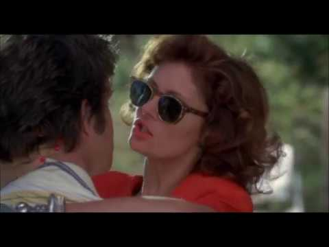 Susan Sarandon kissing compilation