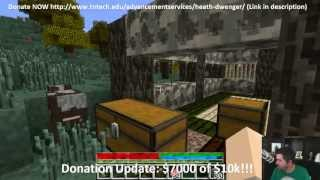 TerraFirmaCraft: Charity Livestream Edition! Part 2 of 2