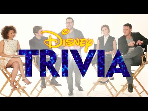Thumbnail: Beauty and the Beast Cast Plays Disney Trivia | Oh My Disney