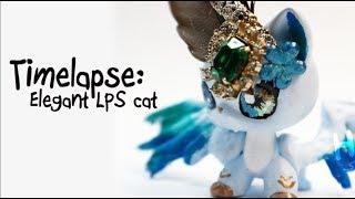 Lps Customs Cat