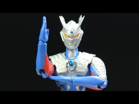 Ultra-Act Ultraman Zero Renewal Version Review