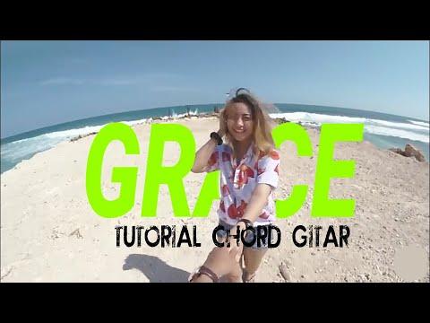 Tutorial Chord Gitar - Grace (BRIGADE07)