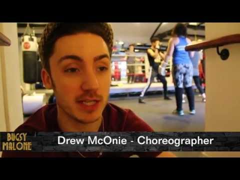 Bugsy Malone: Behind the Scenes - boxing bootcamp