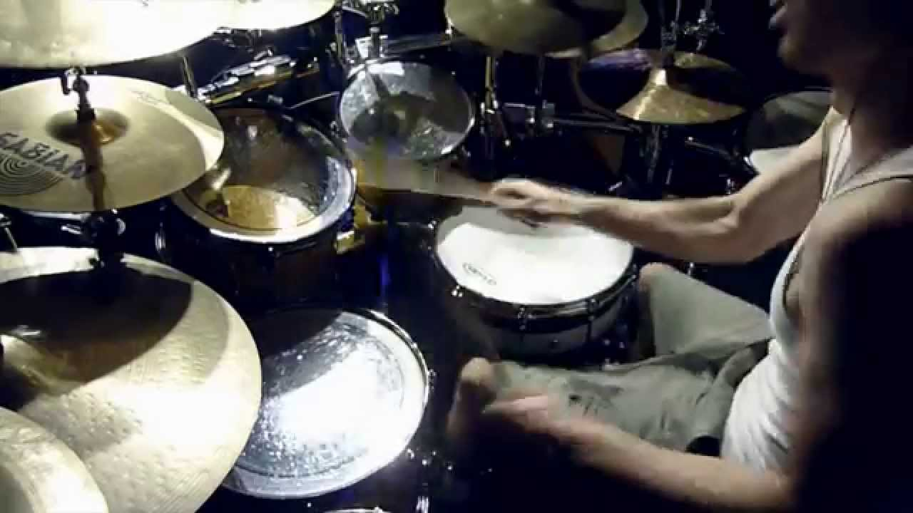 Sia - Chandelier (Drum Cover By Max Lambert) - YouTube