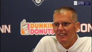 UConn Sports Nation: HC Randy Edsall's Game-Week Press Conference (Syracuse)