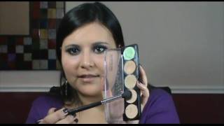 Purple and Lime Smokey Eye Thumbnail