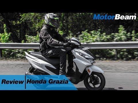 Honda Grazia Review - Better Than Suzuki Access | MotorBeam