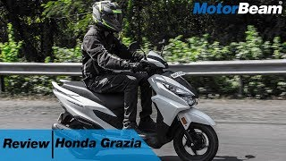 Honda Grazia Review - Has Crazy Features | MotorBeam