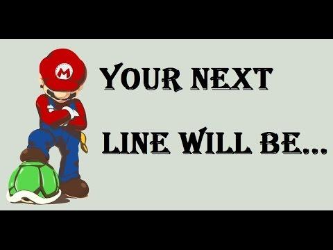 What if Mario were Joseph Joestar and Marth were Ganondorf? - YouTube