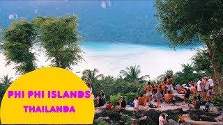 Phi Phi Islands: Paradisul din Thailanda ❤️