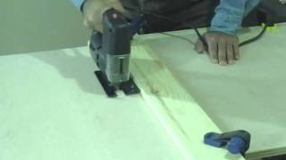 Build Your Own Audio Shelf 13 - Cutting Plywood