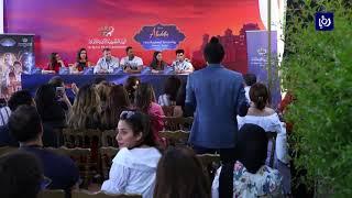 العرض الأول في المنطقة لفيلم علاء الدين (14-5-2019)