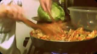 Chicken Teriyaki Lettuce Wraps