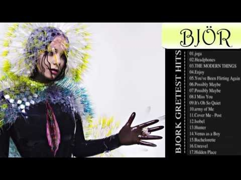 Björk Greatest Hits (FULL ALBUM) - Best of Björk [PLAYLIST HQ/HD]