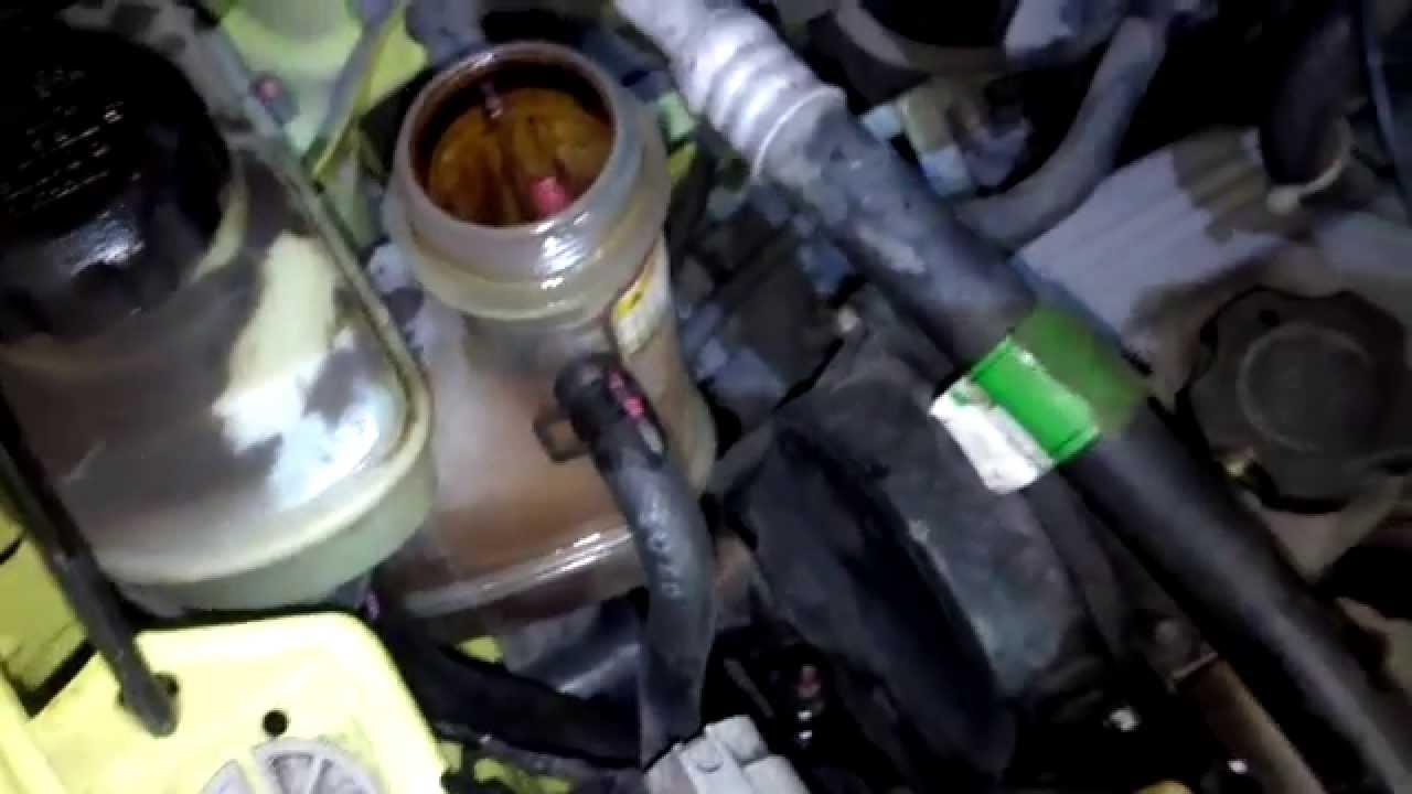 Замена охлаждающей жидкости самостоятельно Автомеханик