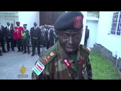 UN tells Gambia's Yahya Jammeh to step down