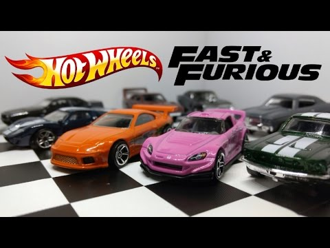 hot wheels fast and furious series unboxing and review. Black Bedroom Furniture Sets. Home Design Ideas