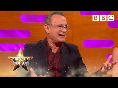 How Tom Hanks was denied beer without ID ⛔🍺  The Graham Norton Show - BBC