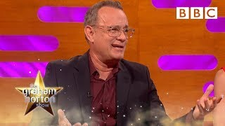 How Tom Hanks was denied beer without ID ⛔🍺 | The Graham Norton Show - BBC