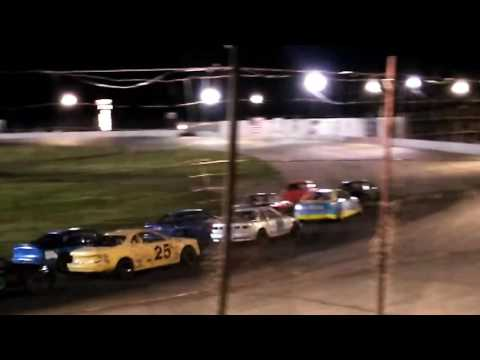 New Paris Speedway FWD Feature 6/24/17