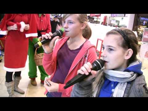 Swiateczne Karaoke w Centrum Skorosze