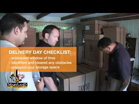 How To Prepare For Cabinet Delivery - Maryland Kitchen Cabinets ...